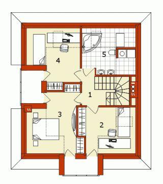 Modelos de casas de 70m2 con 3 dormitorios gratis