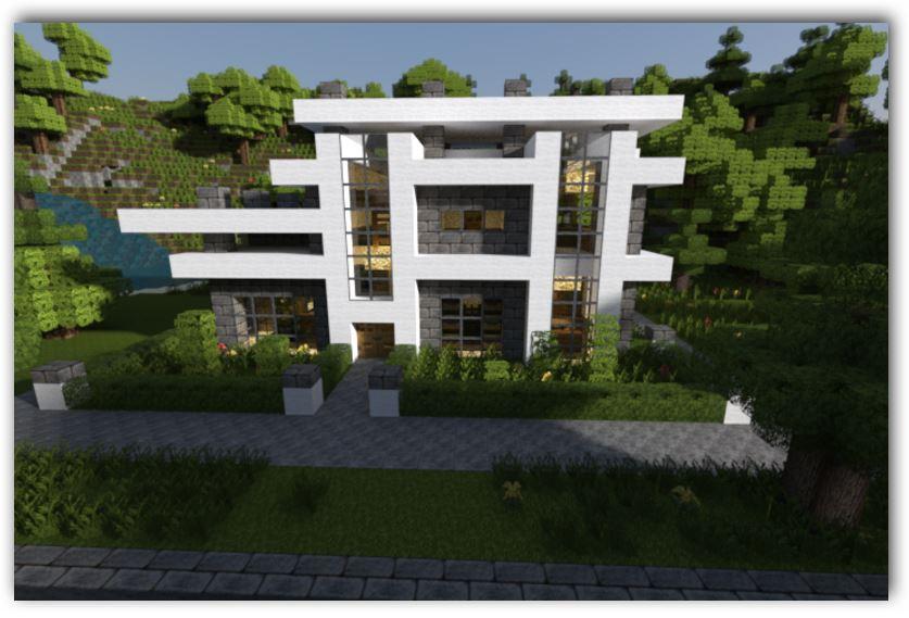 Planos de casas de madera de dos plantas