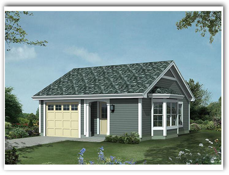 Planos y fachadas de casas bonitas y pequeñas de 60 y 70 m2