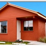Planos y fachadas de casas bonitas y pequeñas de 60 y 70 mt cuadrados