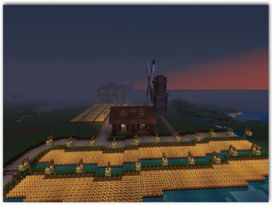casas de madera minecraft