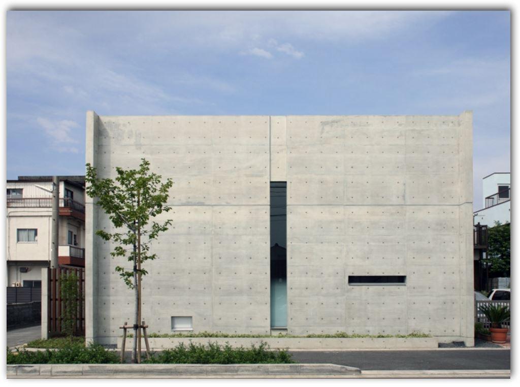 casas pequeñas de concreto