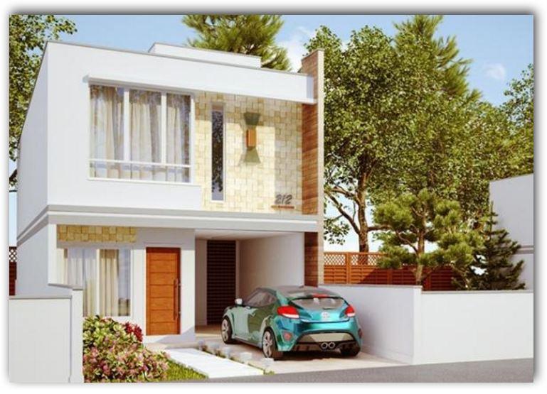 fotos de planos de casas en 140 metros cuadrados