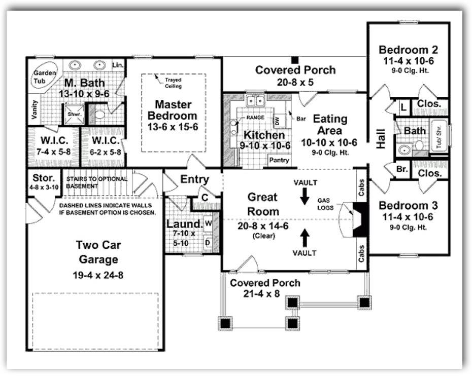 Cabanas americanas d un solo piso fotos - Fotos de casas de un solo piso ...