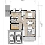 Diseños duplex modernos 160 m2
