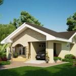Planos de casas de 3 dormitorios de 90 metros cuadrados