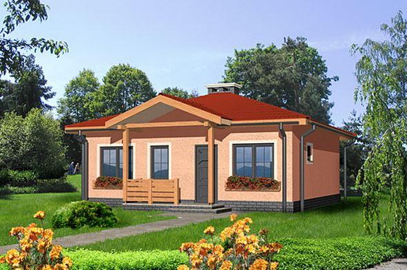Casa de 65m2