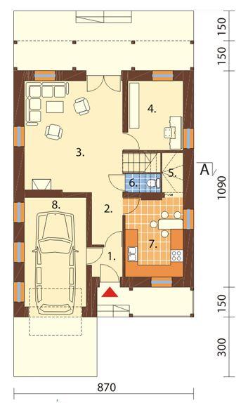 Casas de 200 metros cuadrados en dos pisos