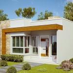 Planos de casas de una sola planta en Mexico bonitas