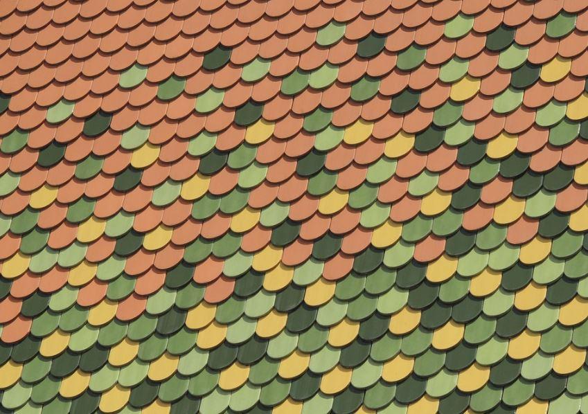 Diseño de tejas asfalticas