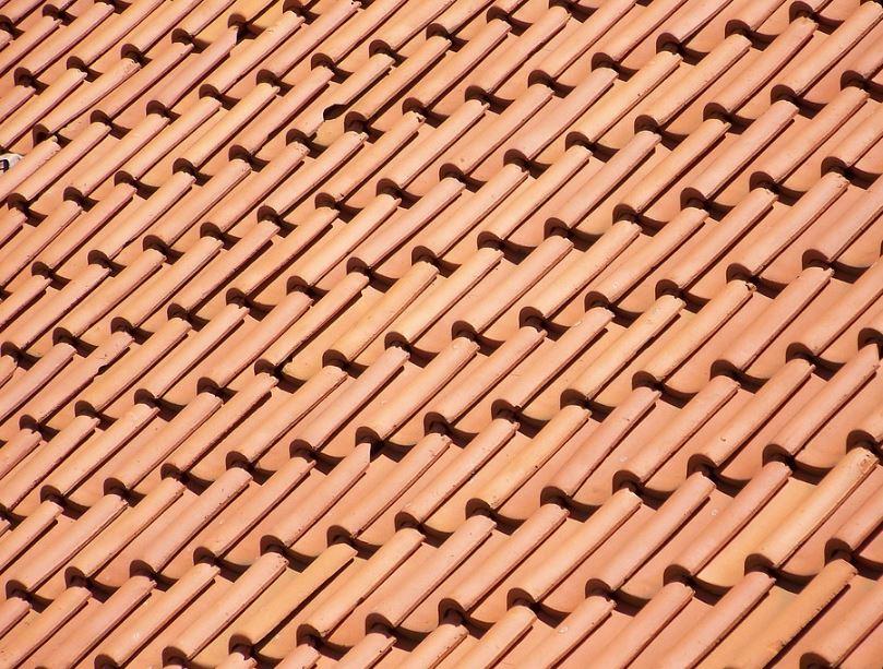 Diseño de tejas bonitas y modernas