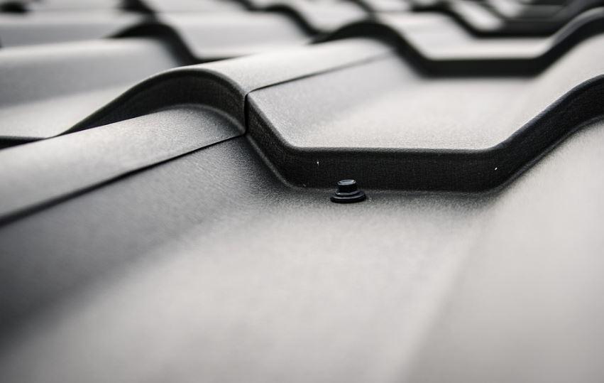 Diseño de tejas de metal