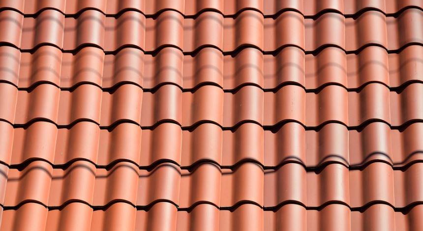 Diseño de tejas de terracota