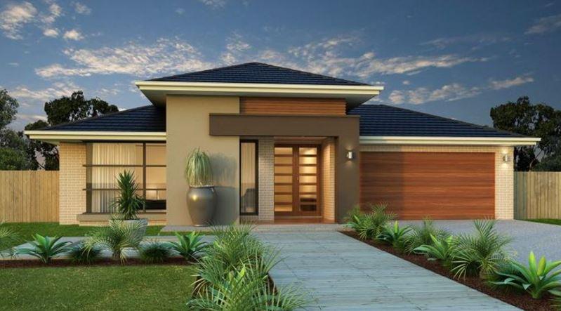 Fachadas residenciales