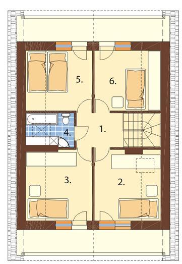 Modelos de casas de 200m2