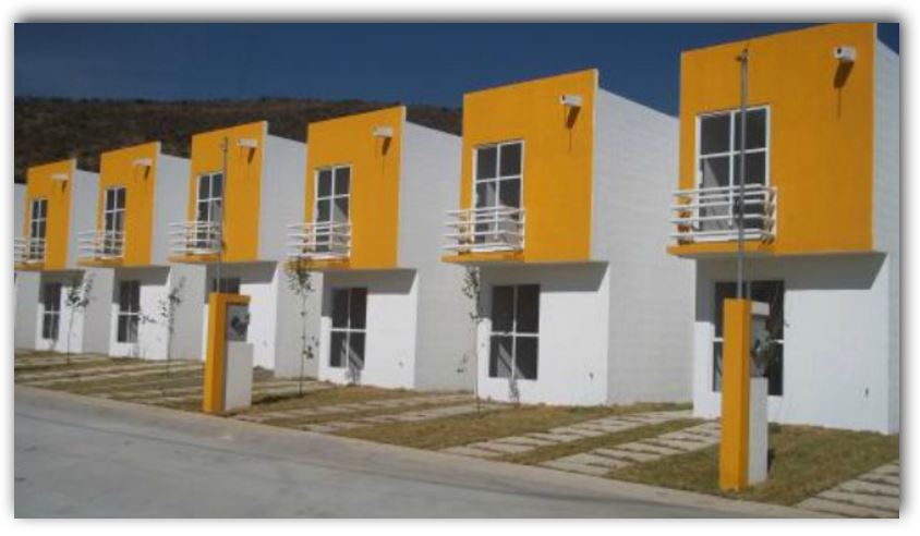 casas infonavit de dos pisos
