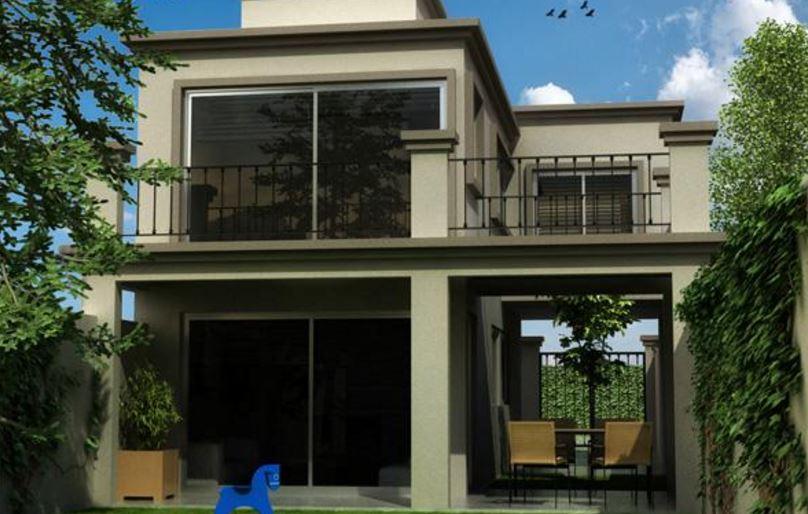 planos de casas de dos pisos 8 x 15