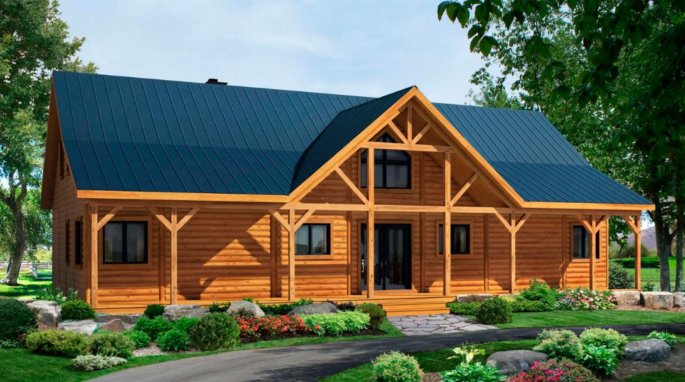 Casas de madera en guatemala - Disenos casas de madera ...