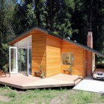 Casas de madera en Guatemala