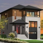 Diseño de casa con 7 m frente