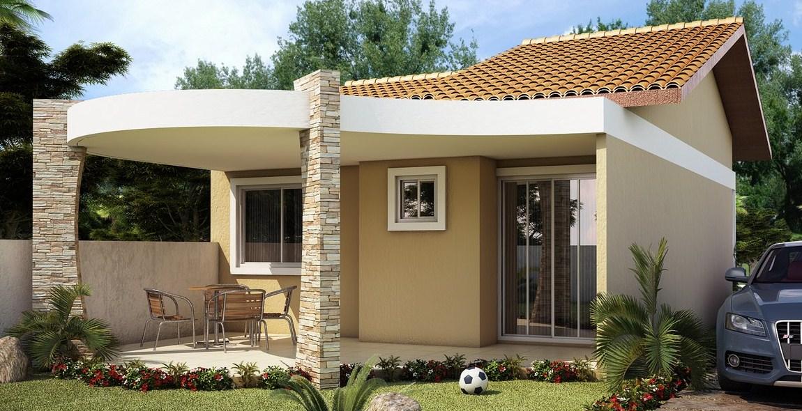 Fachadas de casas pequeñas y modernas de Lima