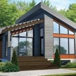 Modelos de casas cuadradas con 85m2