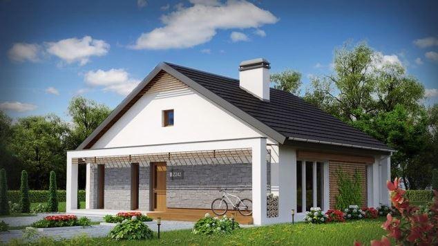 Modelos de casas de 104 metros cuadrados