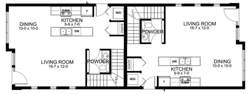 Modelos de casas sencillas para construir