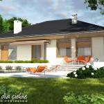Modelos de casas sencillas y bonitas