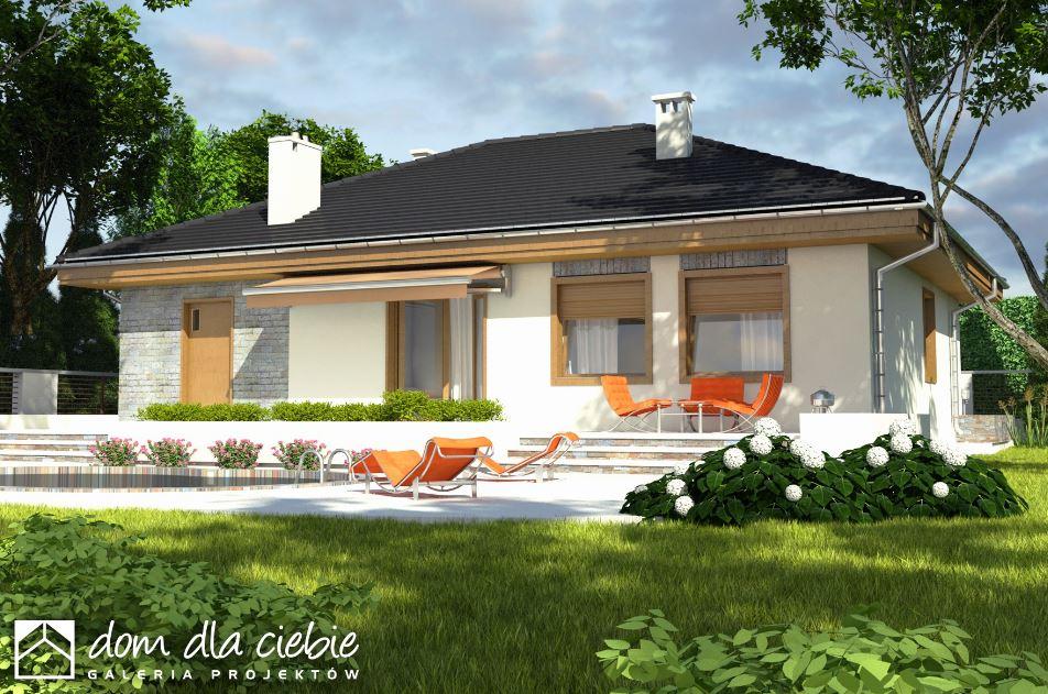 Modelos de casas sencillas y bonitas for Casa de una planta sencilla