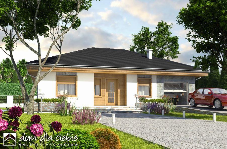 Modelos de casas sencillas y bonitas for Casas chicas pero bonitas