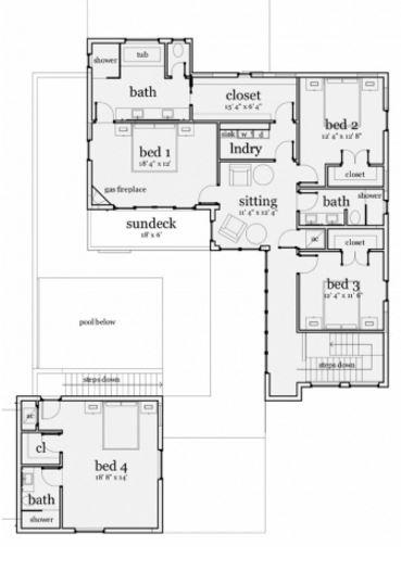 15x30m casa de dos pisos