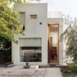 Casas mediterraneas de 2 pisos angostas