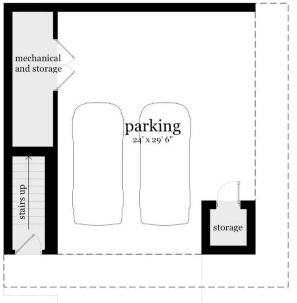 Modelos de casas de dos pisos que abajo quede libre