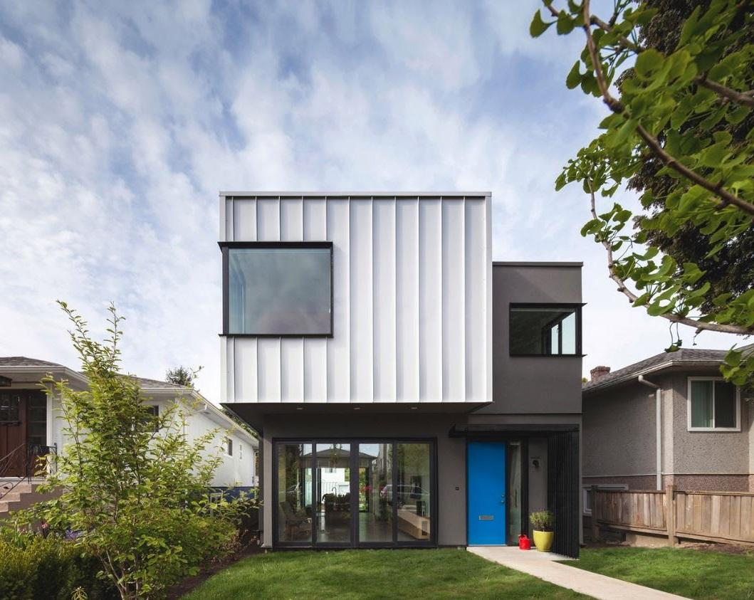 Fotos de casas prefaricadas sencillas y bonitas