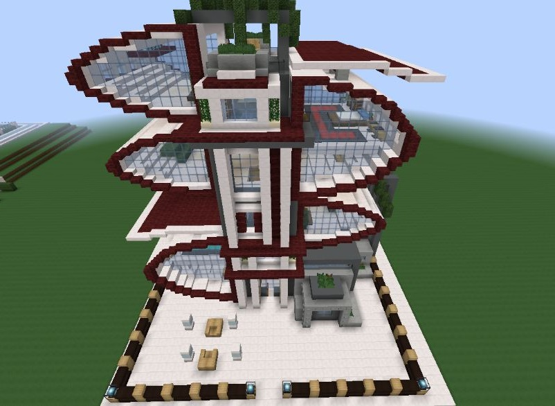 Buenos diseños de habitaciones en Minecraft