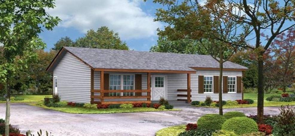 Imagenes de casas de campo chiquitas pero bonitas for Modelos de casas de campo de una planta