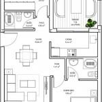 Planos de casas de 6m x 10m