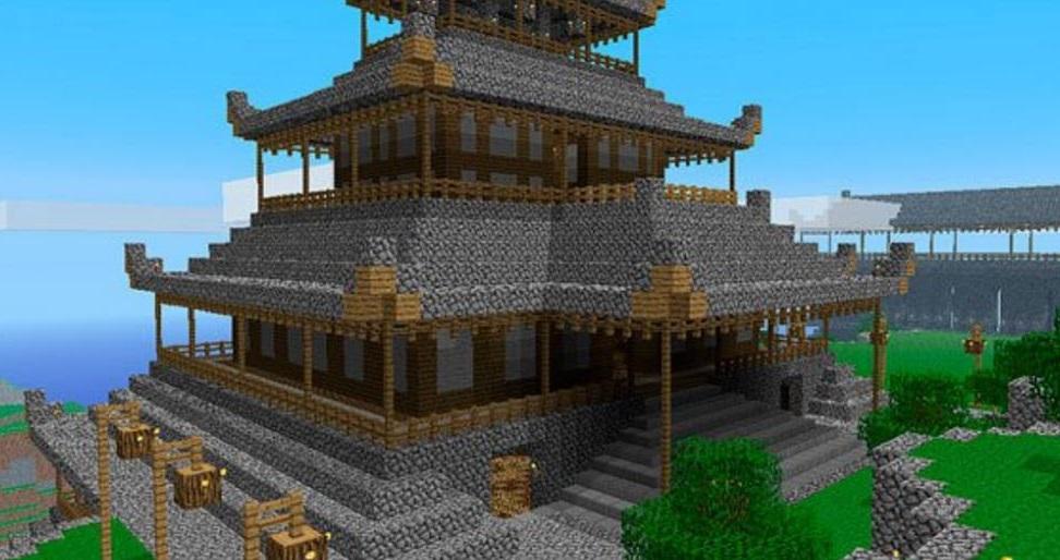 modelos de habitaciones en Minecraft PE