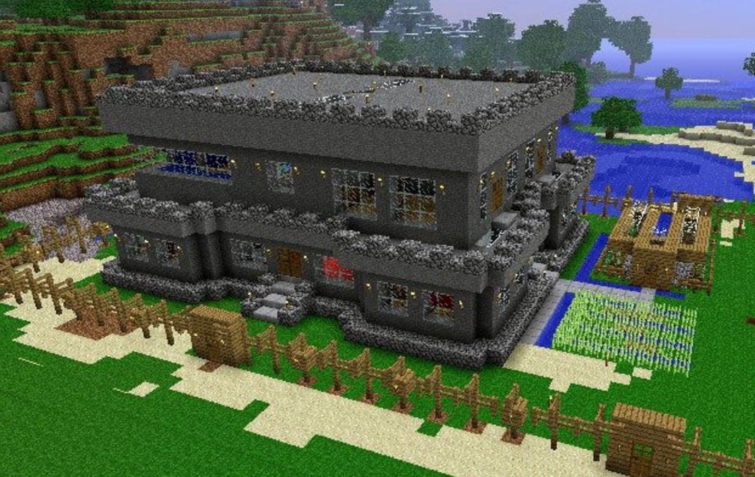modelos en Minecraft PE