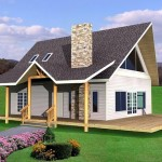 Como hacer una casa chica de dos pisos con techo liviano y de dos dormitorios