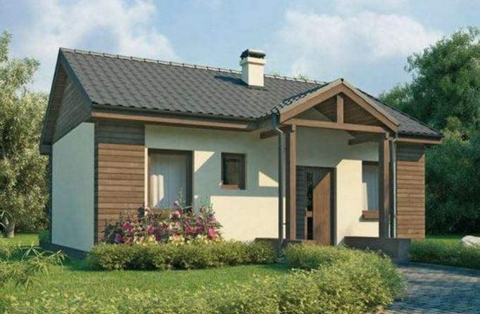 Medidas de una casa con 2 recamaras y ba o for Medidas de mobiliario de una casa