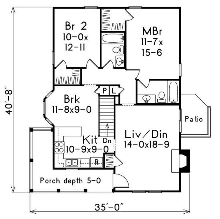 Modelos de casas 180 m2