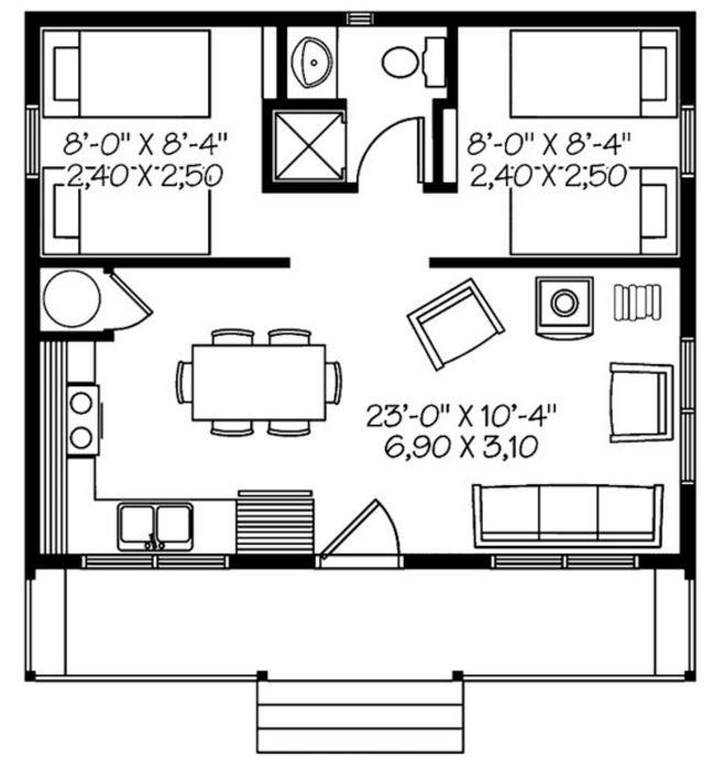 casa 6x6