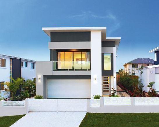 fachadas-angostas-modernas