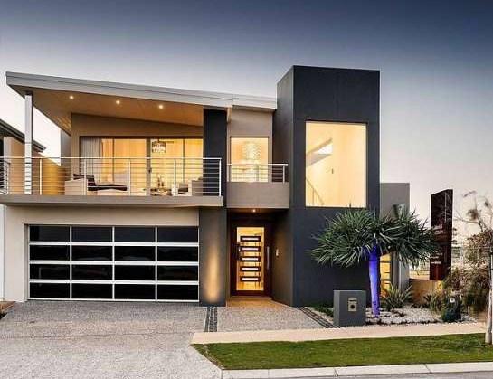 fachadas-de-casas-con-balcon-moderno