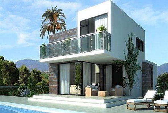 fachadas-de-casas-de-dos-pisos-con-alberca