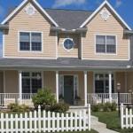 Altura de techo casas americanas