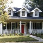 Cuál es la altura para techos de dos plantas en casas americanas