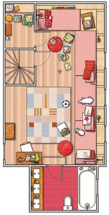 diseno-casa-un-piso-con-buhardilla